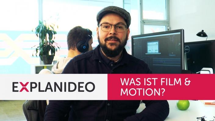 Was ist Film & Motion?